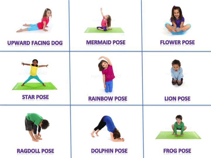 Special And Simple Yoga Poses For Kids Blog Br
